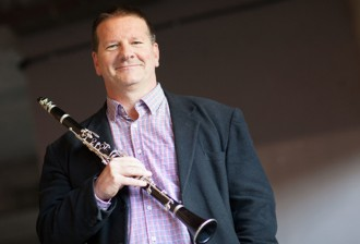 Paul Dean - clarinetist & composer
