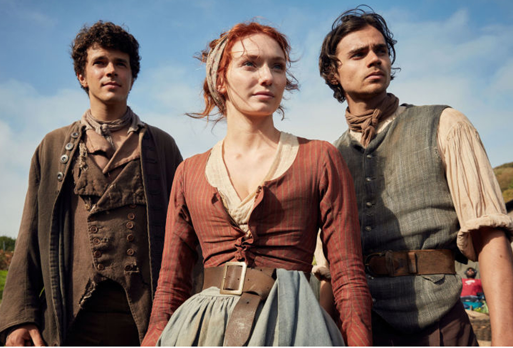 Demelza Sam and Drake