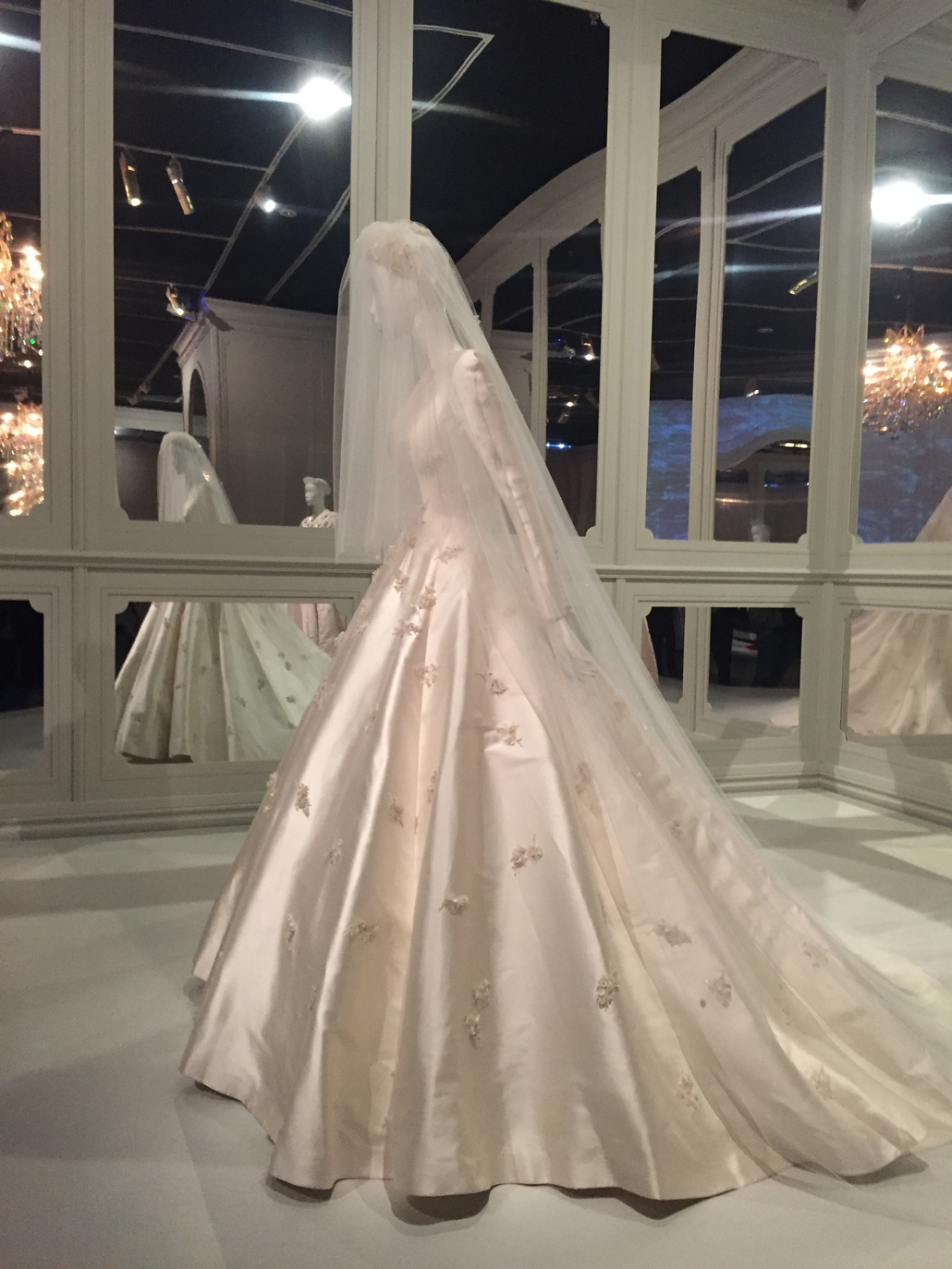 Dior 70 Years Of Haute Couture Fashion Fairytale At Ngv The
