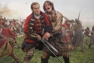 Outlander Jack and Jamie