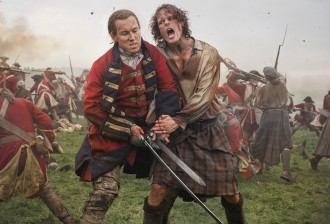 Outlander Jack and Jamie